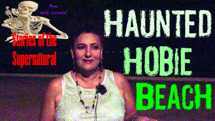 Haunted Hobie Beach | Ovilus Session at Night | Stories of the Supernatural