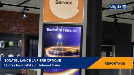 Sonatel lance la fibre optique : du très haut débit sur l'Internet filaire