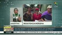 teleSUR Noticias: AL conmemora 525 años de resistencia indígena