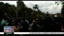 Masiva movilización de ciudadanos por la unidad de España