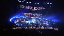 Muse - New Born, Palacio de los Deportes, Mexico City, Mexico  10/20/2013
