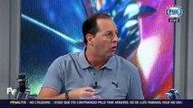 """FSR: """"O MURALHA ENTERROU SUA CARREIRA DEPOIS DOS PÊNALTIS CONTRA O CRUZEIRO"""""""