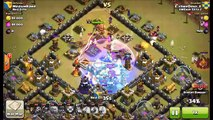 Clash Of Clans - WORLD RECORD! TH10 23/23 Clan War Defensive Wins!!!