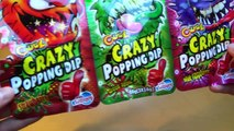 Cool Crazy Popping Dip [Lollipops & Popping Candy]