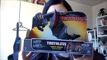 How To Train Your Dragon 2 - Toothless, Flapping Wings + Racing Stripes! (Review)