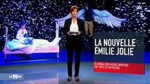 Reportage consacré à Gloria et Emilie Jolie dans le JT d'M6 du 08/10/17