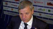 Lyon-ASM : Réaction de Genesio «Nabil Fekir a été décisif et exemplaire»
