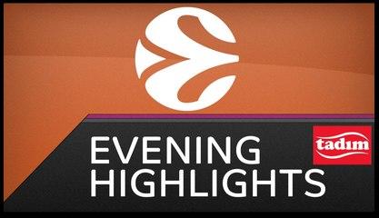 Tadim Evening Highlights: Regular Season, Round 1 - Friday
