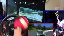 Drifting Mountain - BMW M3 E30, HillClimb / DownHill drift. (Assetto Corsa v0.9) Full HD new