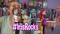 Monster HIgh Freaky Fusion Frankie Ghoulia Operetta and Scarah Dolls Review