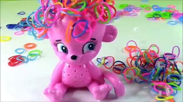 Cra-Z-Art 3D Cra-Z-Loom Puppy Dog Charer Creator! DIY Mini Monkey!Season 2 SHOPKINS Ultra Rare!