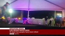 Las Vegas - Mass casualties in Mandalay Bay shooting - BBC News-pRnbzkMsgmM