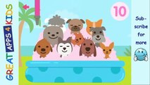 Sago Mini Puppy Preschool   Playful Learning Activities App for Toddlers and Preschoolers