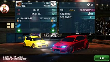 TF IS GOING ON????? (RACING RIVALS PINKS)