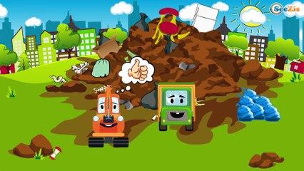 Трактор Павлик - Машинки для детей | Детские видео - Мультфильмы про машинки