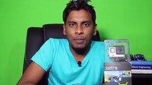 සිංහල Geek Review - GoPro Hero 4 Black edition Sinhala Review unboxing price in sri lanka