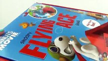 The Peanuts Movie SNOOPY Flying Ace FUN Game with Charlie Brown, Sally, Woodstock / TUYC
