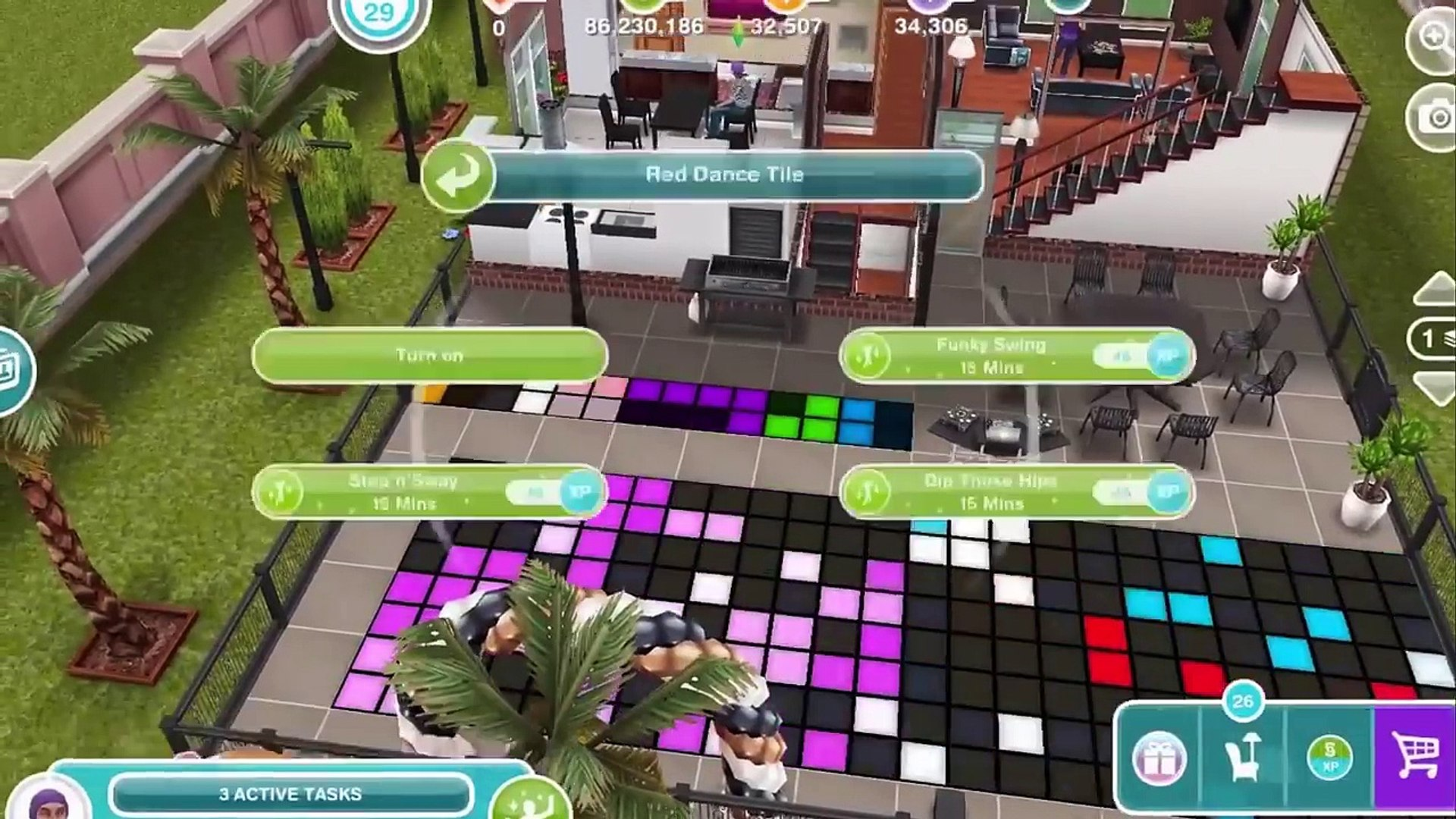 Sims Freeplay Party Time Live Event Party House Template Video Dailymotion
