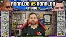 RONALDO vs RONALDO #3! (R9 vs CR7) - FIFA 18 ULTIMATE TEAM