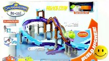 TRAINS FOR CHILDREN VIDEO: Chuggington Kokos Ice Escapade with Train Koko Toys Review