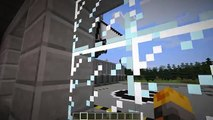 Minecraft Halo NPC Battle-UNSC VS Covenant-3 - video dailymotion