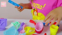 Play DOH Playset - FUN with Elise | Playtime with Elise | Kids Play OClock