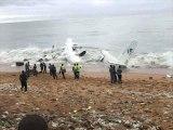 Fildişi Sahili'nde Fransız Kargo Uçağı Denize Düştü: 4 Ölü