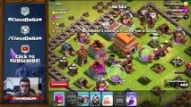 Clash of Clans DONT USE THIS BASE | DONT MAKE THIS BEGINNER MISTAKE