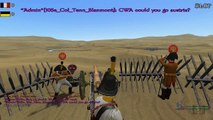 Mount & Blade: Warband - Napoleonic Wars Live #4 Thrusday Line Battle Artillery Regiment Part 1