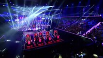Jailhouse Rock Elvis   Michelle Schulz Cover   The Voice of Germany 2016   Blind Audition
