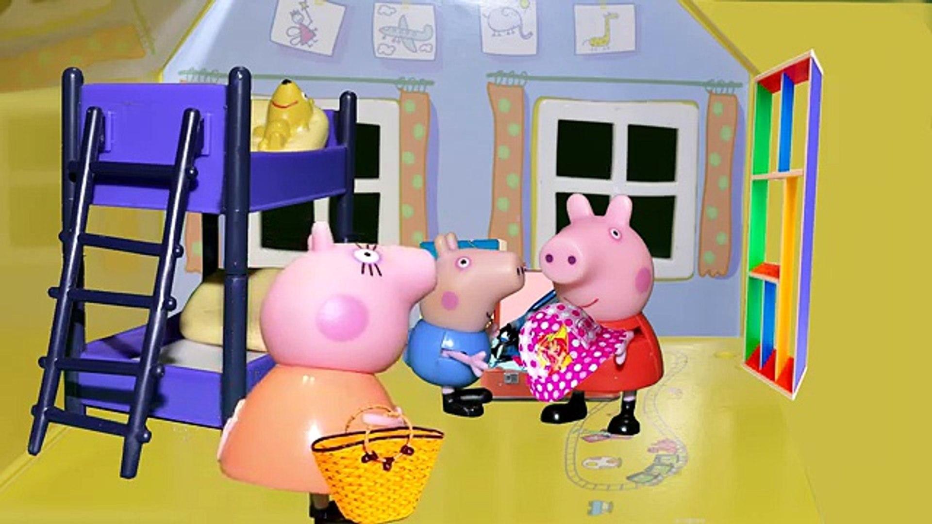 Дорога на море Свинки Пеппы. Серии с 1-4. Peppa Pig 2016.