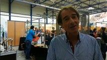 """Le Pouzin : Fred de """"C'est pas sorcier"""" est venu au Village des sciences"""