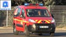 Sapeurs Pompiers SDIS 84 CSP Avignon