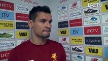 LFC vs Man United - Post Game Interviews