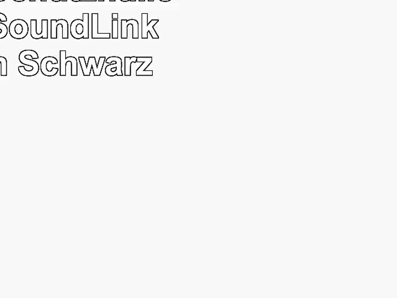 kwmobile Schutzhülle für Bose SoundLink Mini 1  2 in Schwarz