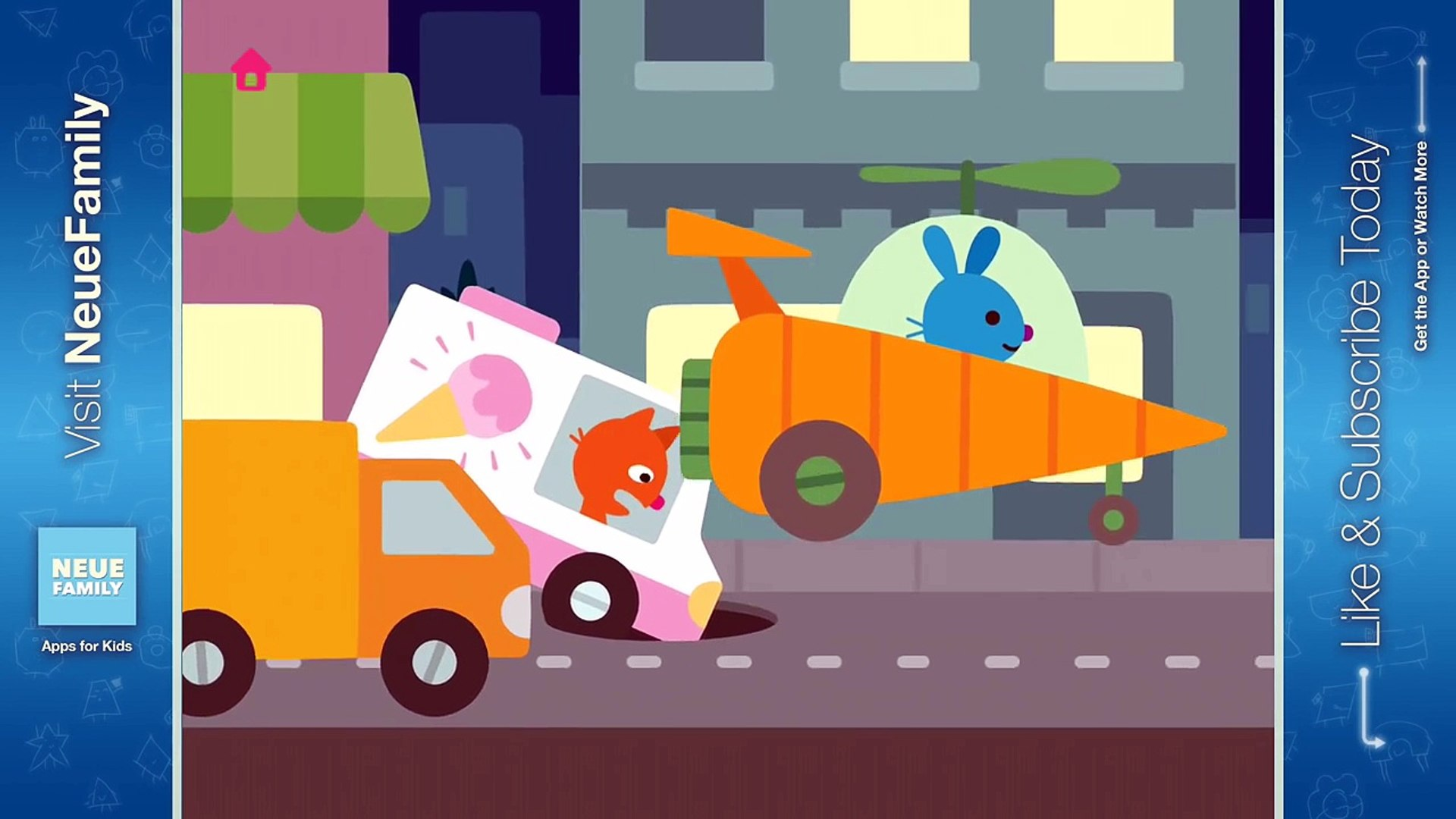 Sago Mini Superhero: Kids Activity App
