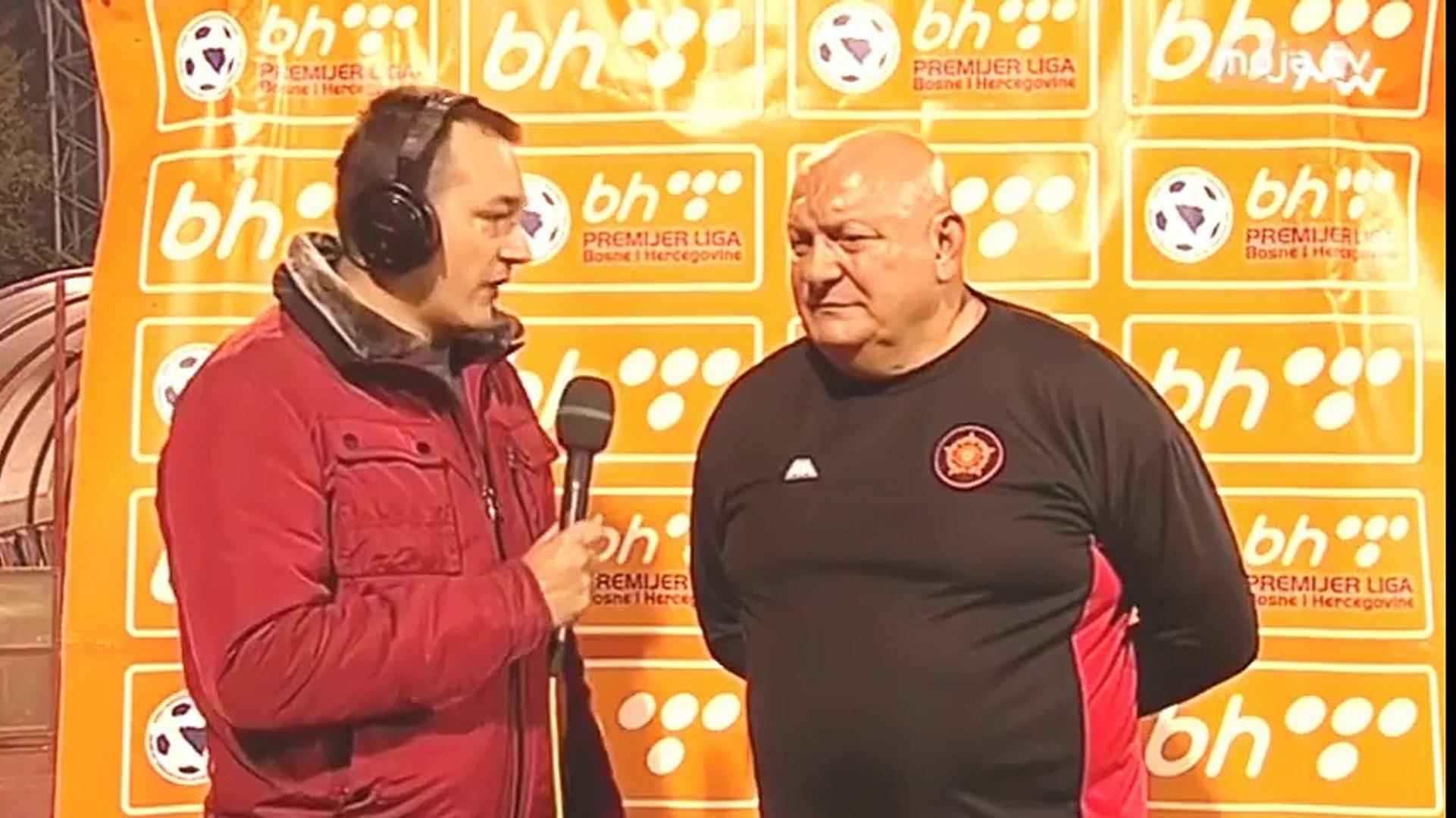 FK Sloboda - FK Sarajevo / Petrović o sudijskoj odluci