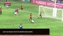 Didier Deschamps fête ses 49 ans : Retour sur ses plus beaux buts (Vidéo)