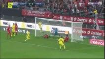 Dijon VS PSG 1-2 - All Goals & highlights - 14.10.2017