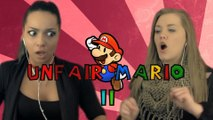 BUTT STABBING! | Girls Play | Unfair Mario | 2