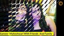 Offscreen Masti Sameer and Naina With Friends & Family of Yeh Un dinon Ki Baat Hai 2017 !!