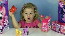 ✿ПОНИ СЮРПРИЗ БОКС Май Литл Пони МЛП Боксы с Игрушками My little pony mlp unboxing toys surprise box