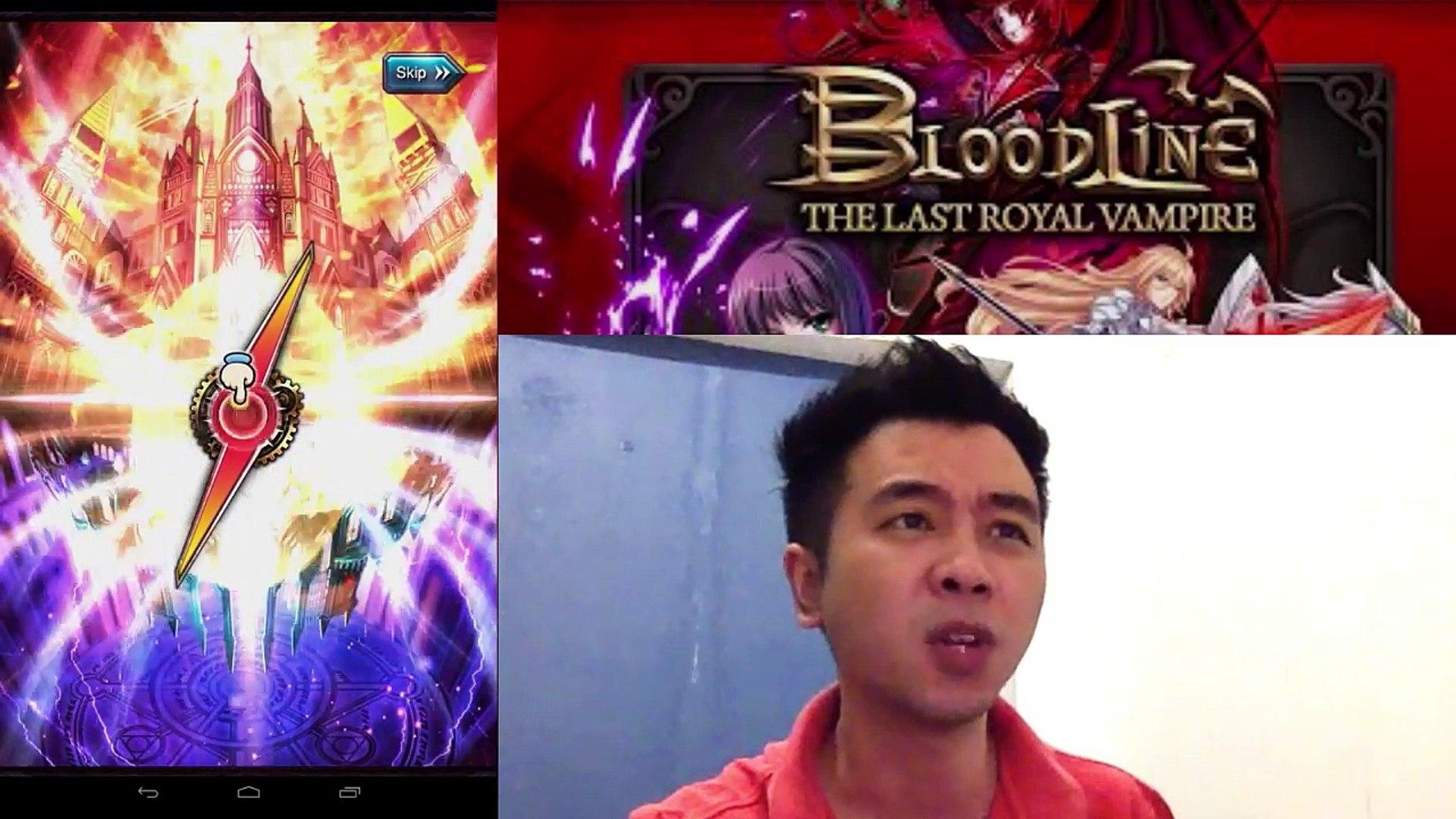 Milko Gaming : BloodLine More Blood!! 40x YOLO Summon