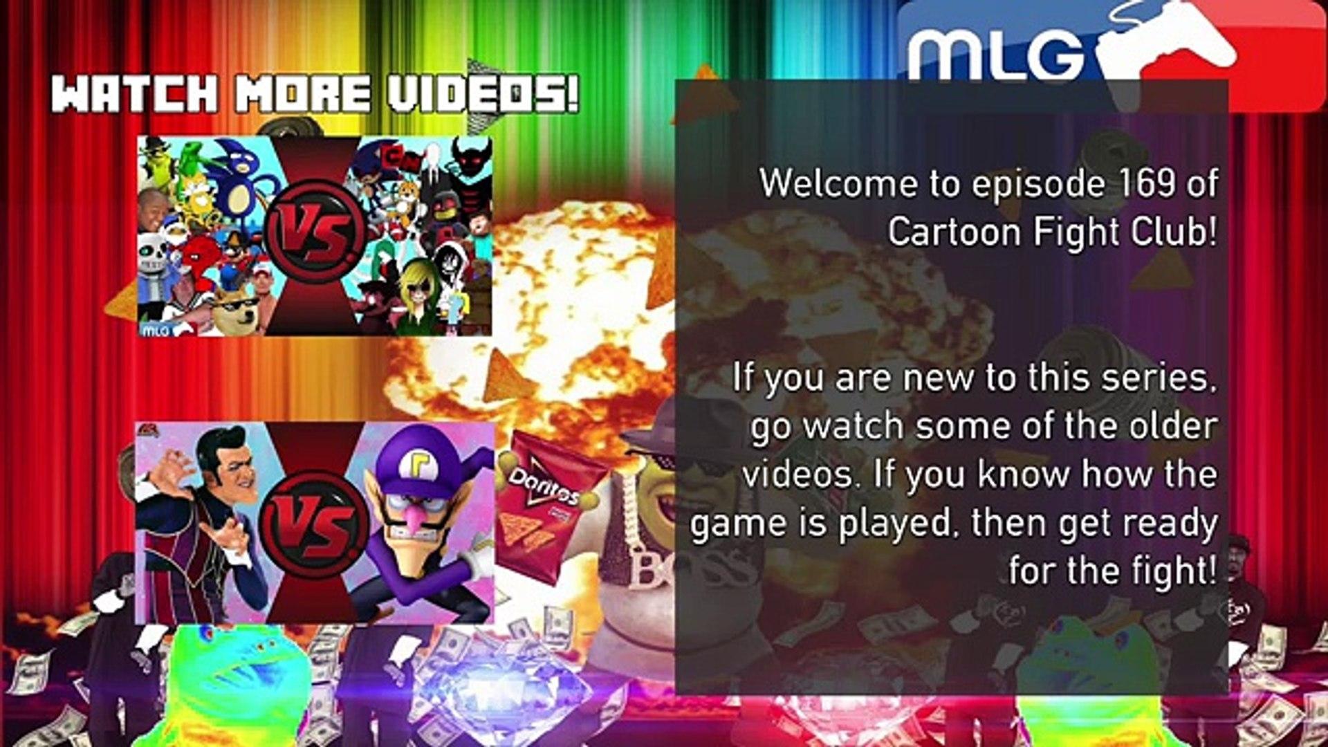 SANIC vs SANESS! (MLG vs Undertale Meme) Cartoon Fight Club Episode 169!
