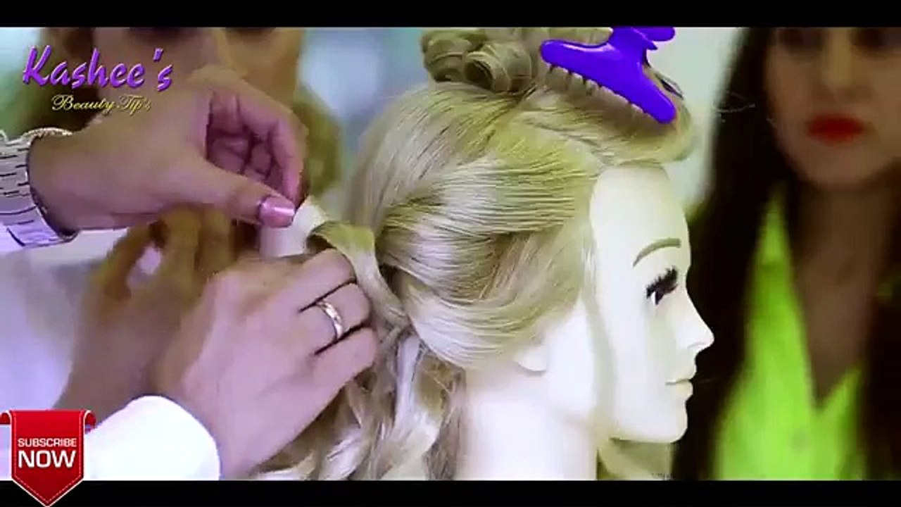 Kashees Tips Attention Grabbing Hairstylings Video Dailymotion