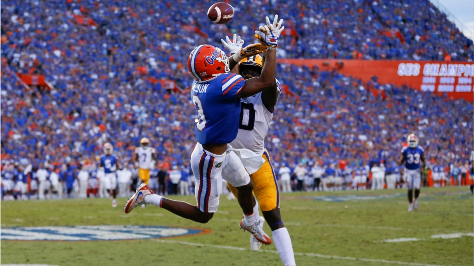 LSU, USC Lead Football Players In NFL This Year