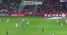 Résumé Lille 2-1 Troyes but Thiago Mendes GOAL HD -