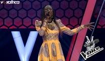 Carmy-J - Auditions à l'aveugle - The Voice Afrique francophone 2017