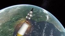 Kerbal Space Program - Gemini Lunar Surface Rescue Spacecraft - RSS