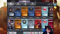 Challenge Booster Packs Opening! Lots! Gameplay Pt 6 | Injustice: Gods Among Us